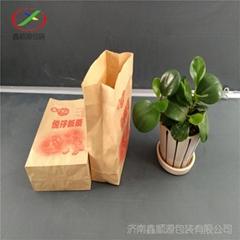 淋膜防油食品紙袋
