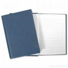 Manuscript Book Casebound 70gsm Ruled 190 Pages A4