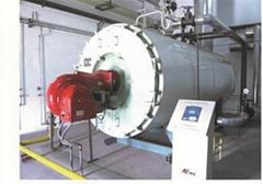 WNS Series oil burning boiler (gas Firde-boiler)