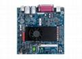 金融自助機主板 J1900平台,超薄無風扇主板 1