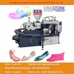 Women PVC Jelly Shoe Making Machine