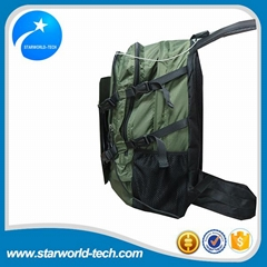 Factory direct sale solar panel backpack solar power