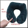 U shape neck pillow travel neck pillow massage neck pillow 1