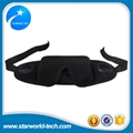 removable and washable sleeping eye mask