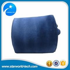 New design back massage pillow headrest pillow for sale
