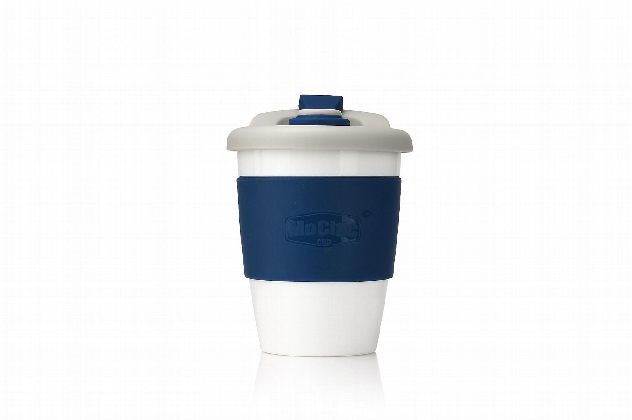 MoChic pla咖啡杯定制 1