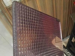 Laminated Glass Wire Mesh