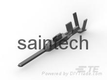 泰科连接器 175150-1电源端子