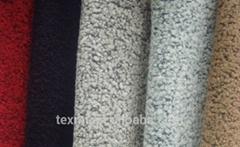 woollen knit fabric for winter garment