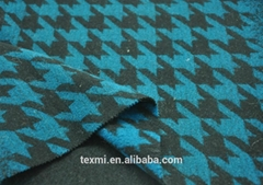 wool knit fabric for winter dress