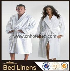 Hotel Bathrobe waffle bathrobe for 5 star hotels