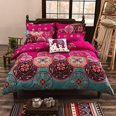 luxury cotton bedding set