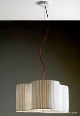 Ample Chrome 1 Light Indoor Mini Pendant lighting