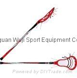 Warrior Boys' Rabil Next 2 Lacrosse Stick