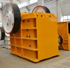 PE series Jaw crusher ja