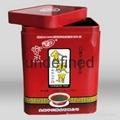 新款金駿眉鐵觀音通用茶葉鐵盒