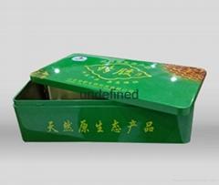 蜂膠禮品通用鐵盒包裝盒