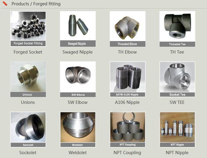 steel pipe fittings & flange 1