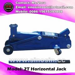 hot sales 2T high Profile hydraulic Car Jack mechanic floor jack