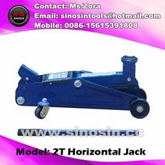 Good Price 2T Vehicle Trolley Car Hydraulic Floor Jack