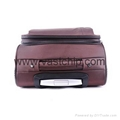 GPS Bluetooth locking smart soft luggage for trouble-free travel 3