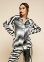 Lila Nika Silk Pyjamas