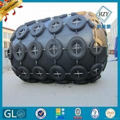 充气橡胶护舷(靠球)