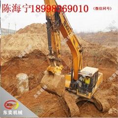 挖掘机快速连接器