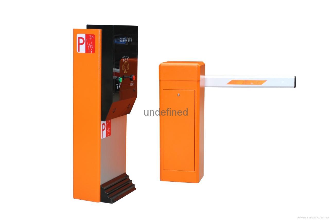 郑州道闸系统价格安装图片 4
