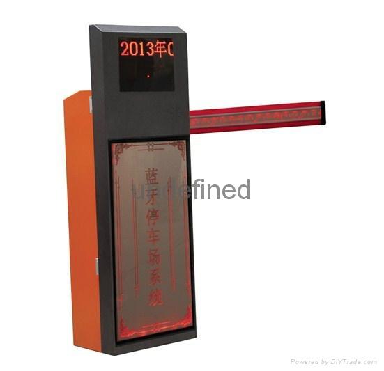 郑州道闸系统价格安装图片 5