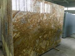 Golden Yellow Granite