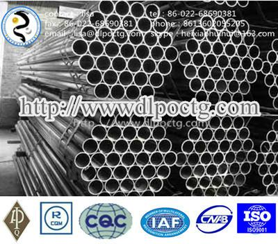 Carbon steel seamless pipe 10 sch 120 astm a106/astm a53/api 5L gr,b for oil 3