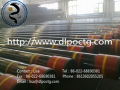 API 5CT tubing  3-1/2  EUE  with best