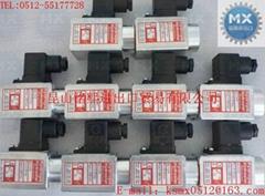 German DS117/F pressure switch /DS117/B pressure relay