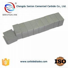 hard metall cemented carbide square plate