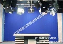 演播厅抠像幕