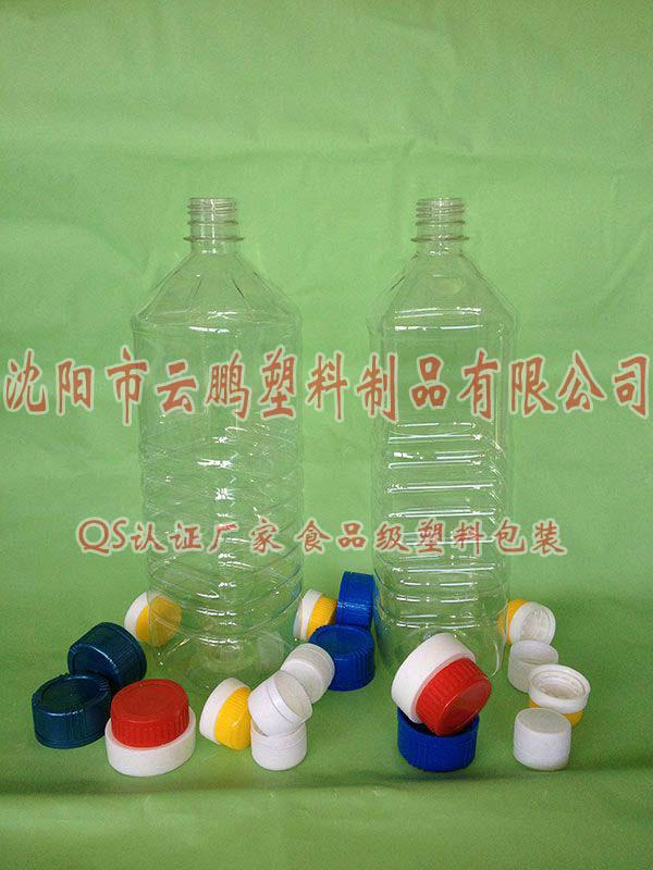 1.5升玻璃水塑料瓶 1