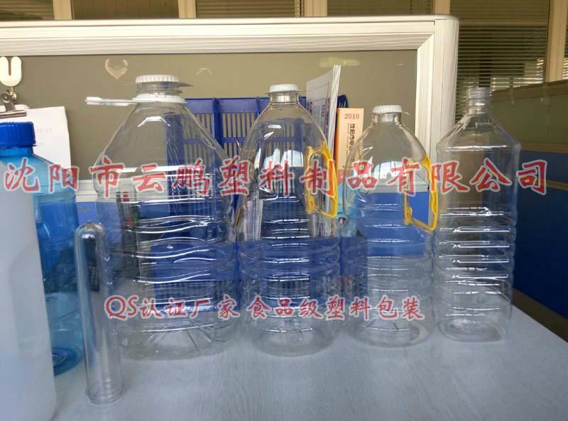 1.5升玻璃水塑料瓶 3