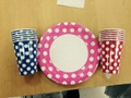 Disposable PAPER CUPS  of all sizes    3