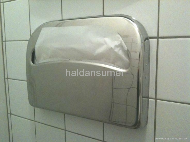 Disposable Paper Toilet Seat Cover  ! 1