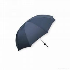 2016 super large Folding umbrella windproof sun protection golf umbrella