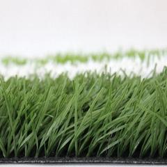 足球场国标人造草坪草高5.0cm密度10500