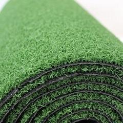人造草坪生產廠家直銷門球場捲曲絲人工草皮