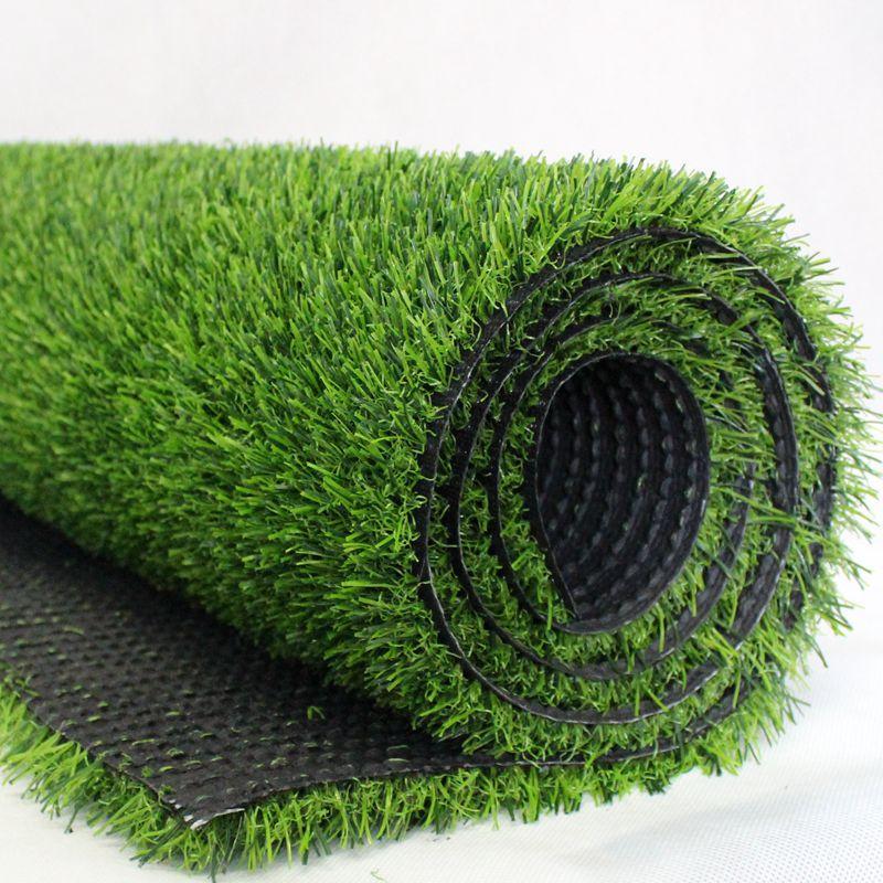 沈阳幼儿园专用加密仿真地毯式人造草坪 1