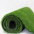 沈阳幼儿园专用加密仿真地毯式人造草坪 3