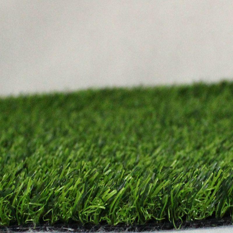 沈阳幼儿园专用加密仿真地毯式人造草坪 4