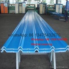 prepainted color corrugated steel sheet