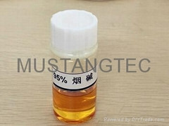 95% pure nicotine liquid