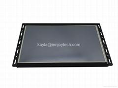 """10.1"""" digital signage display open framed housing"""