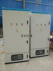 不鏽鋼正壓型防爆控制櫃,製藥廠防爆配電櫃